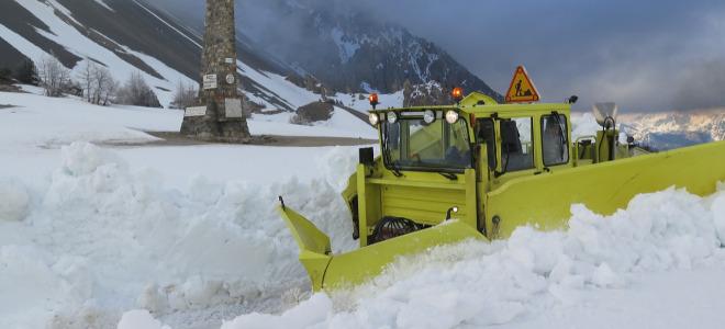 Hautes-Alpes : le col Izoard ouvert à la circulation ce mardi dès 10h00