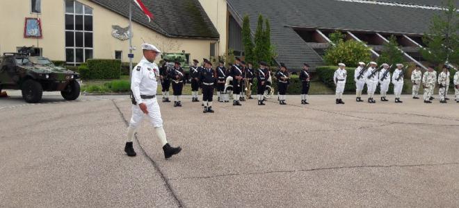 Hautes-Alpes : passation de commandement au 4ème Régiment de chasseurs
