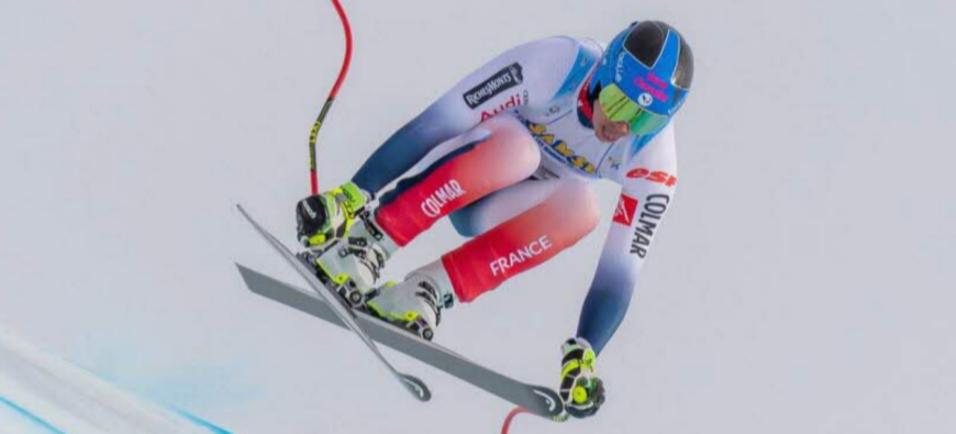 Hautes-Alpes : première victoire en Coupe d'Europe pour Nils Alphand