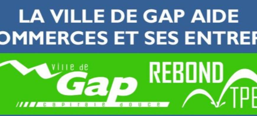 Hautes Alpes : la mairie de Gap soutient ses TPE