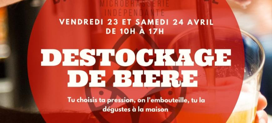 Haute-Provence : on ne jette pas la bière par les fenêtres à Sisteron