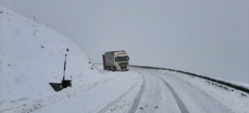 Hautes-Alpes : le col du Lautaret fermé