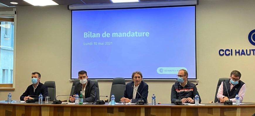 Hautes-Alpes : Éric Gorde ne repartira pas pour la CCI 05