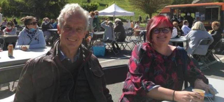 Hautes-Alpes : le binôme Marc Viossat-Carole Chauvet remporte le canton d'Embrun