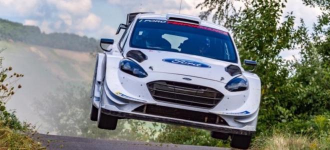 """Hautes-Alpes : rallye d'Allemagne, Sébastien Ogier veut """"viser haut"""""""