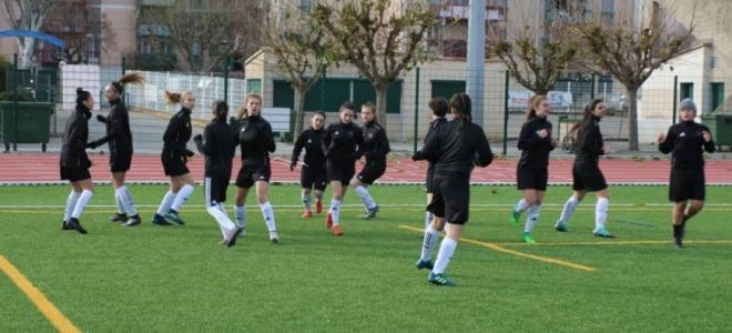 Alpes du Sud : football, le Groupement Féminin des Alpes rêve d'Élite