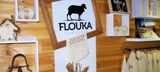 Hautes-Alpes : Flouka, de la laine made in Hautes-Alpes