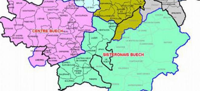 Hautes-Alpes : la carte intercommunale du Buëch provoque le débat