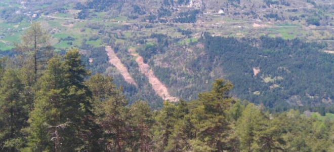 Hautes-Alpes : RTE, les référés suspensifs d'Avenir Haute Durance rejetés