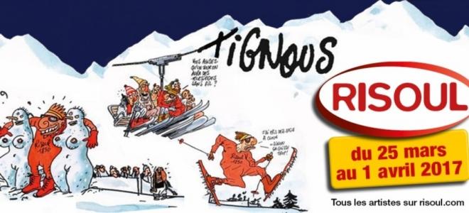 Hautes-Alpes : une semaine de rires sur Risoul