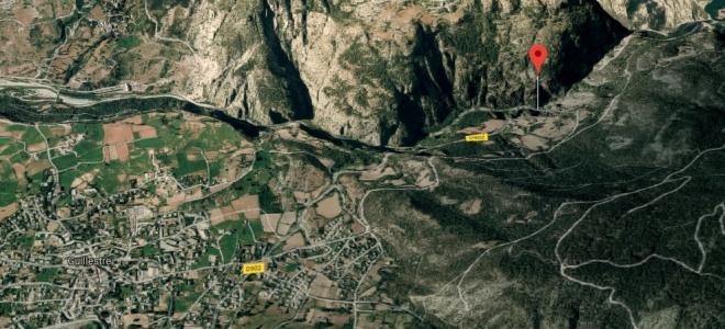 Hautes-Alpes : Guillestre, sortie de route mortelle dans les Gorges du Guil