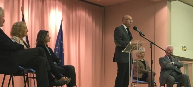 Hautes-Alpes : quand E.Ciotti imagine déjà Karine Berger rejoindre E.Macron