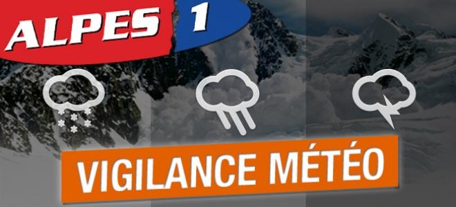 Alpes du Sud : vigilance orange, risque fort de verglas et d'avalanches