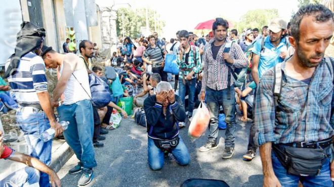 Alpes de Haute-Provence : Barcelonnette se prononce contre l'accueil des migrants