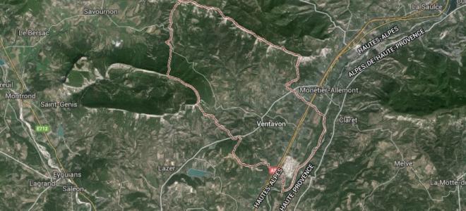 Hautes-Alpes : Ventavon, un homme retrouvé mort près d'une pelleteuse