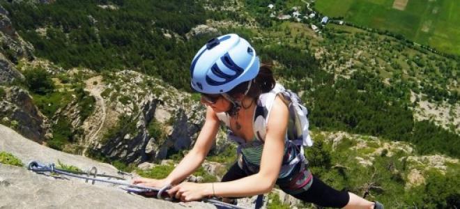 Hautes-Alpes : la plus vieille Via Ferrata de France à Freissinières